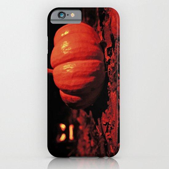 October surprise iPhone & iPod Case