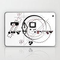 Pen Game Laptop & iPad Skin