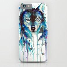 -Dark Wolf- iPhone 6 Slim Case