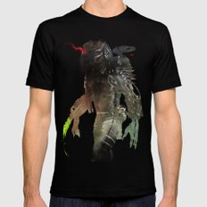 Predator Mens Fitted Tee Black SMALL