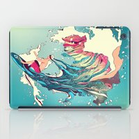 Blind Surfer iPad Case