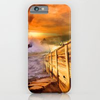 iPhone & iPod Case featuring Clash by Robin Curtiss