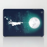 iPad Case featuring Burn The Midnight Oil  by Budi Kwan