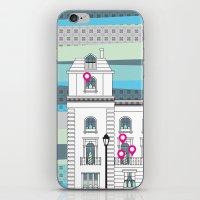 Walton Street iPhone & iPod Skin