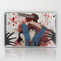 Evil Laptop & iPad Skin