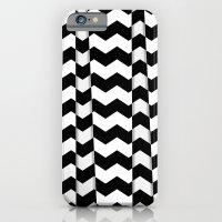 Chevron Pieces iPhone 6 Slim Case