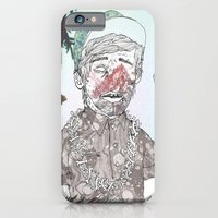 iPhone & iPod Case featuring THE ETERNAL CHAMP by Michael Todd Berland