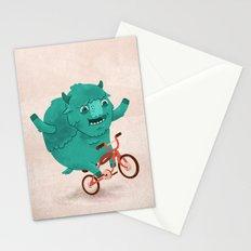 Bicycle Buffalo Stationery Cards