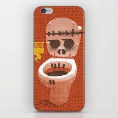 Toilet Bowl iPhone & iPod Skin