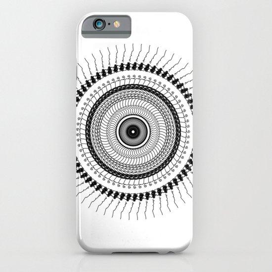 Mandala 01 iPhone & iPod Case