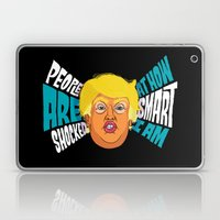 Trump Is VV Smart Laptop & iPad Skin