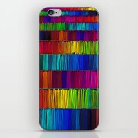 Prismatic Rainbow (Rever… iPhone & iPod Skin
