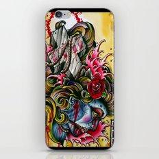 crossed gypsey iPhone & iPod Skin