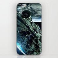 Milleniuim Falcon iPhone & iPod Skin