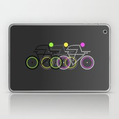 Olympic Posters - Cycle  Laptop & iPad Skin