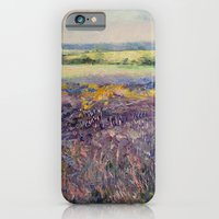 Provence Lavender iPhone 6 Slim Case