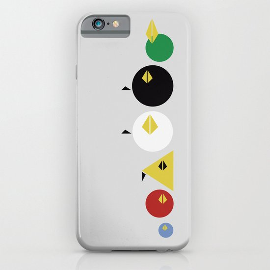 Angry Less iPhone & iPod Case