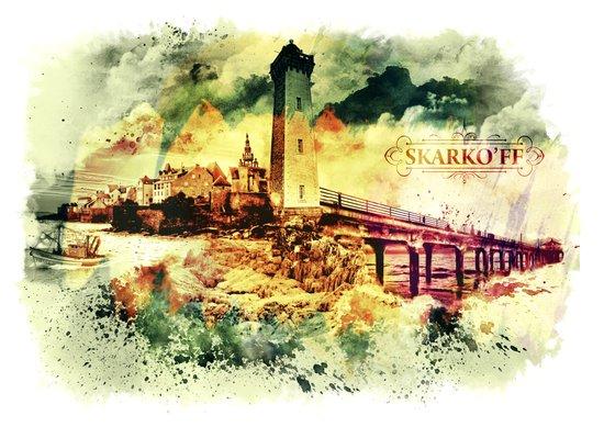 Skarkoff Canvas Print