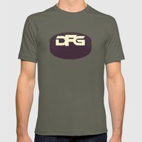 DFG Puck Mens Fitted Tee Lieutenant SMALL