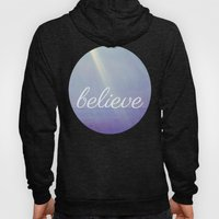 Believe {Purple Version} Hoody