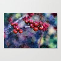 A Colorful Life Canvas Print