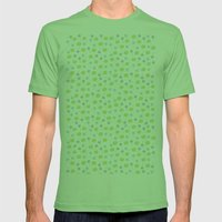 Pastels Mens Fitted Tee Grass SMALL