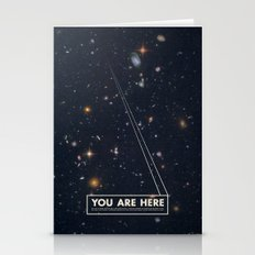 THE UNIVERSE - Space | T… Stationery Cards