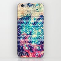 Galaxy Tribal iPhone & iPod Skin