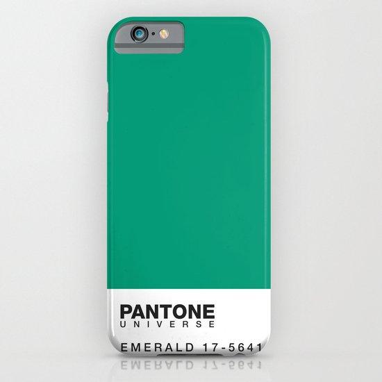 Pantone 17-5641 iPhone & iPod Case