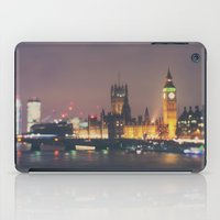 down by the thames ... iPad Case