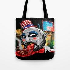 Killer Circus Tote Bag