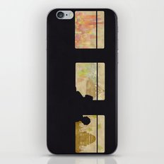 Travelling without moving iPhone & iPod Skin