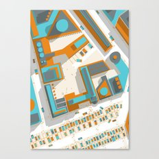 Ground #03 Canvas Print