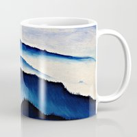 Mountain Landscape. Mug