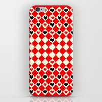 Game of Love! iPhone & iPod Skin