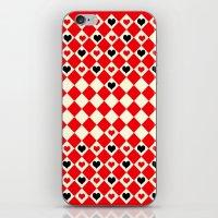 Game Of Love! iPhone & iPod Skin