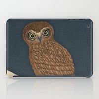 Boobook Owl iPad Case