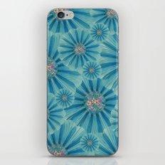 Fractal Flower Pattern iPhone & iPod Skin