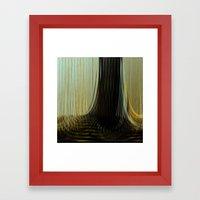 Darkness Falls Framed Art Print