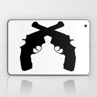 bang Laptop & iPad Skin