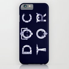 DOCTOR (Letters) iPhone 6 Slim Case