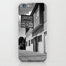 Community Pub & Eatery iPhone 6 Slim Case