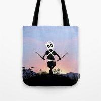 Deapool Kid Tote Bag