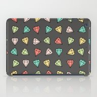 Gems iPad Case