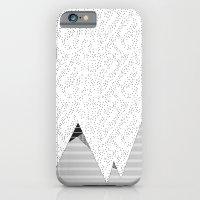 Mountain HD iPhone 6 Slim Case