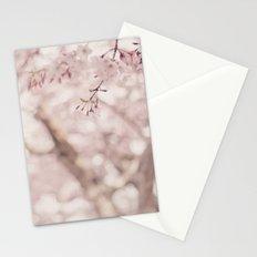 Pastel sakura Stationery Cards