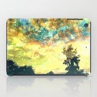 Stirring Starry Night iPad Case