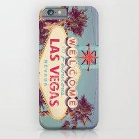 Welcome to fabulous Las Vegas iPhone 6 Slim Case