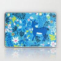 Deer And Butterflies (Sk… Laptop & iPad Skin