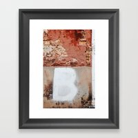 BBBB Framed Art Print